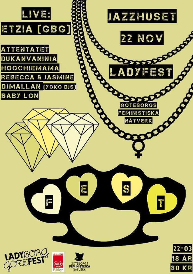LadyfestGoteborgFeministiskaNatverk