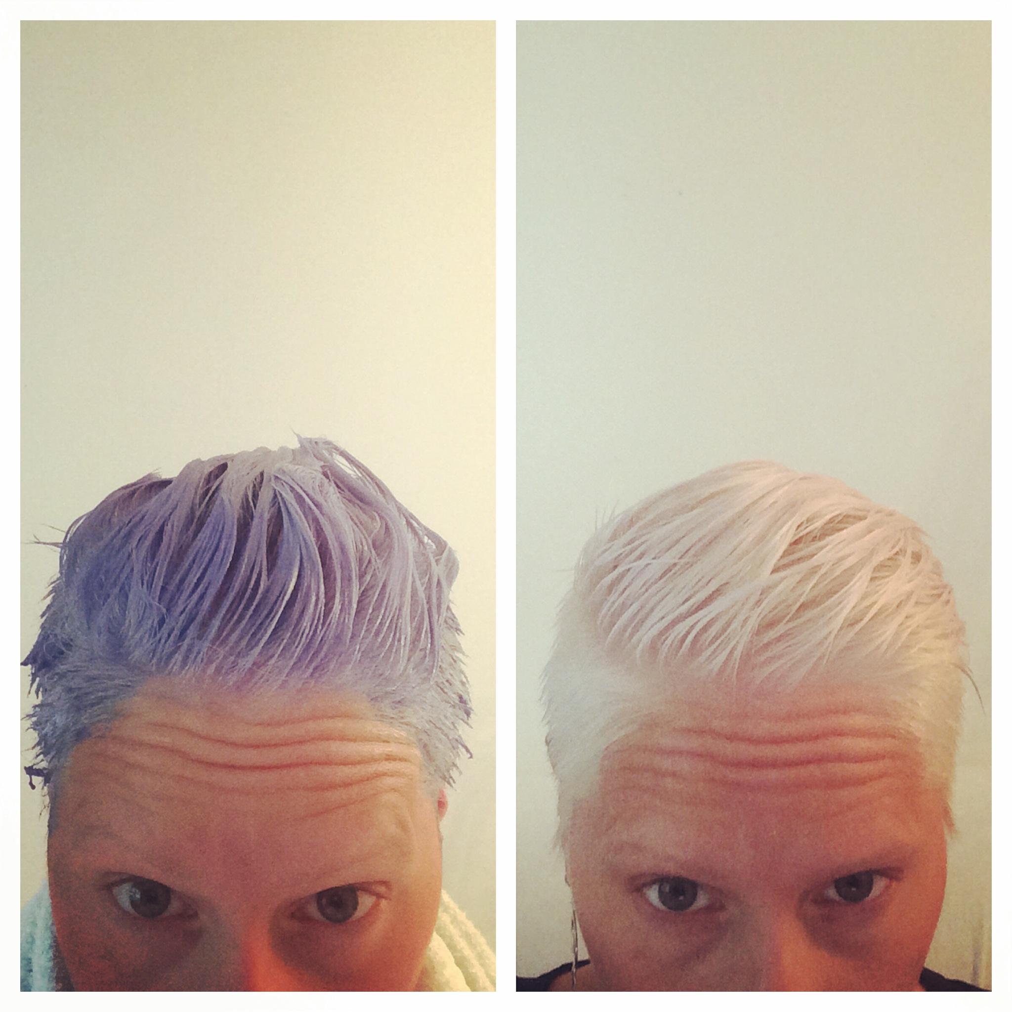 bästa toningen för grått hår