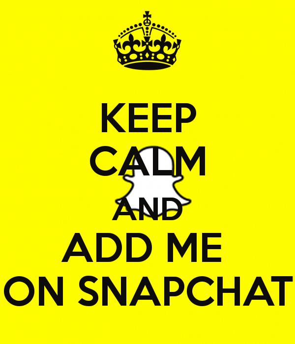 addmeonsnapchat